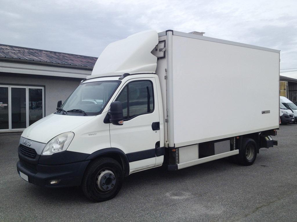 IVECO - DAILY 65C17L - Camion frigorifique - 2012