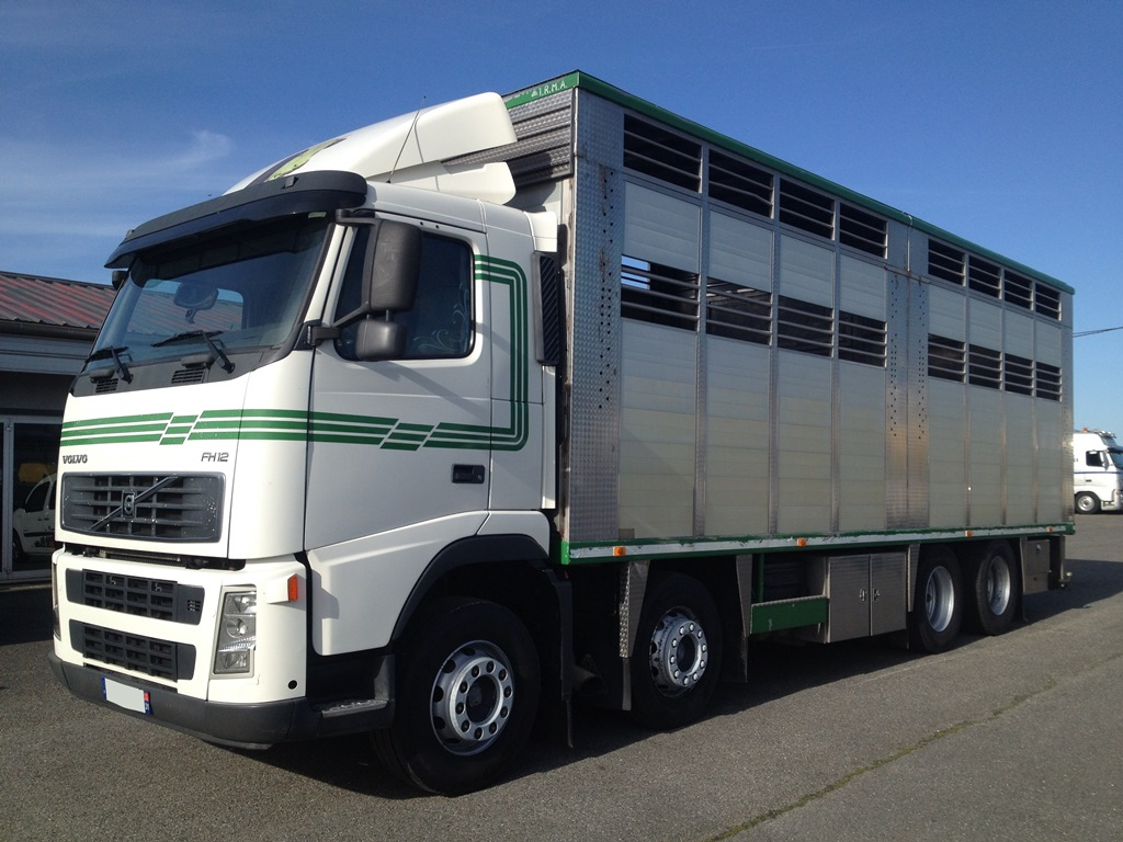 VOLVO - FH12 420 - 2 ETAGES IRMA - 2 COMPARTIMENTS - 2005