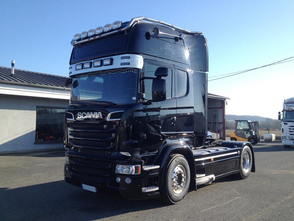 SCANIA - R520 - TOPLINE V8 - 2014