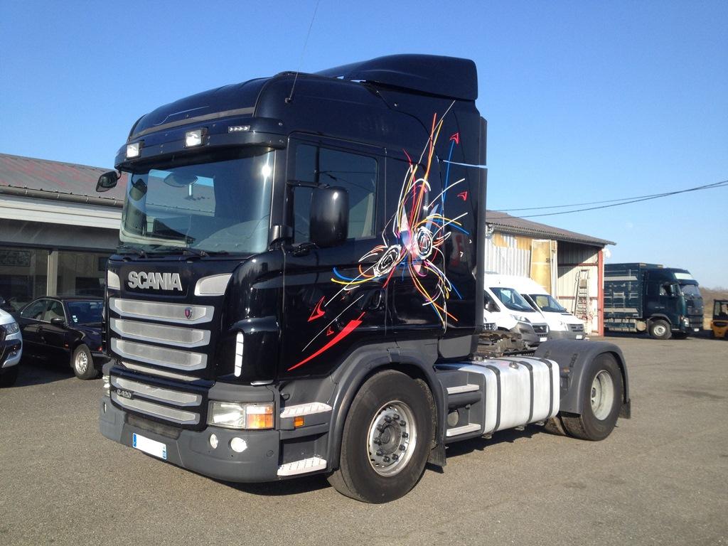 SCANIA - G420 - HIGHLINE - 2011