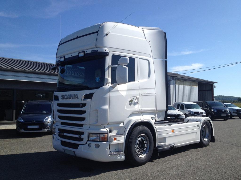 SCANIA - R500 - TOPLINE - V8 - 2012