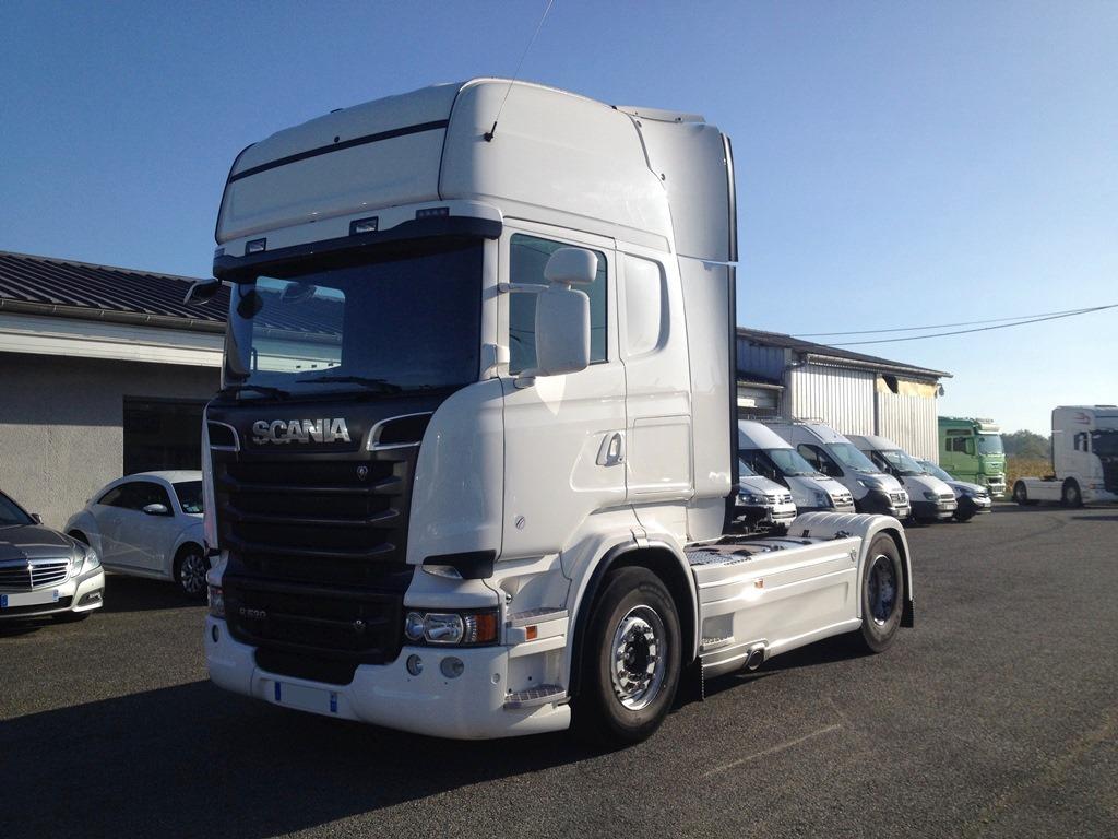SCANIA - R520 - TOPLINE - V8 - 2014