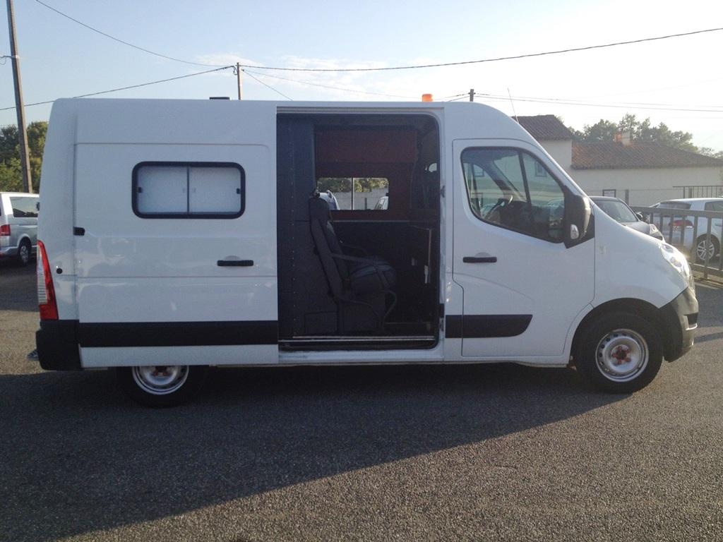 renault master l2h2 2 3 dci 100ch double cabine confort 2012 franck cass. Black Bedroom Furniture Sets. Home Design Ideas
