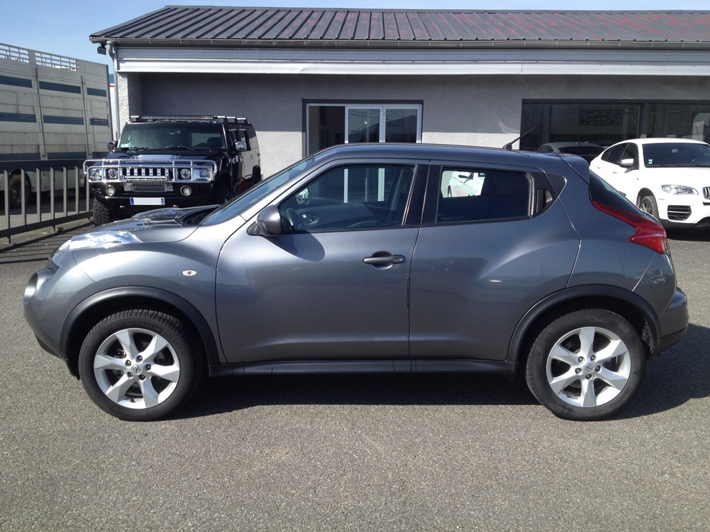 NISSAN JUKE (F15) 1.5 DCI 110CH CONNECT EDITION - 2013