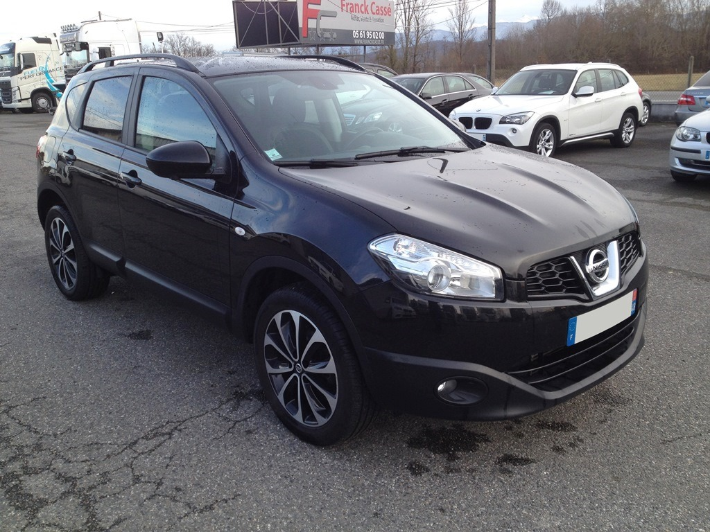nissan qashqai 1 6 dci 130ch fap stop start 360 2014 franck cass. Black Bedroom Furniture Sets. Home Design Ideas